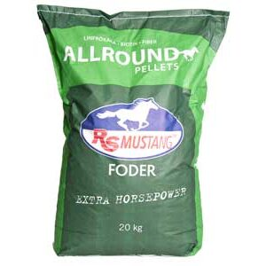 RS Mustang® Allround Pellets