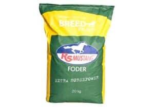 RS Mustang® Breed Pellets