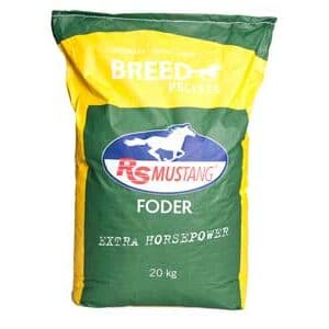 RS Mustang® Breed Pellets