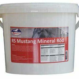RS Mustang® Mineral RÖD