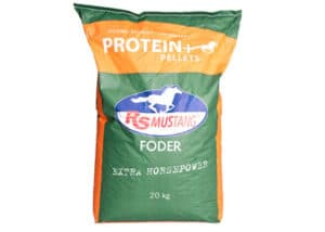 RS Mustang® Protein+ Pellets